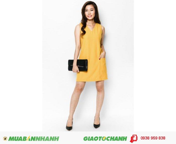 Đặc biệt, váy được làm từ chất liệu chiffon lạnh vô cùng thoải mái, giúp bạn dẽ dàng vận động trong các hoạt động, vui chơi., 3