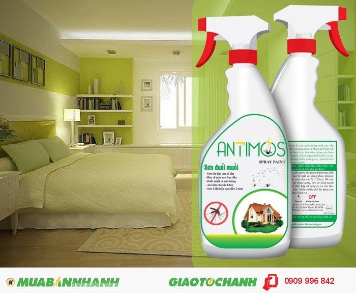 Đặc biệt Antimos hoàn toàn không gây hại cho sức khỏe. Hoạt chất chống muỗi làm từ thảo dược thiên nhiên, được viện Pasteur của Bộ Y Tế kiểm nghiệm và chứng nhận., 2