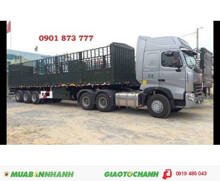 Chuyên bán xe đầu kéo Howo A7 T5G nhập khẩu chính hãng, Mua xe đầu kéo Howo máy 340 375 420 mã lực