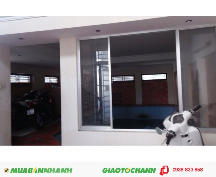 Bán nhà HXH Nguyễn Thị Minh Khai,Bến Thành,Q1,  6.35mx25m, Giá 17 tỷ (TL)