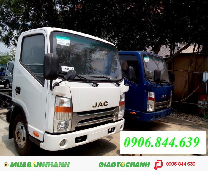 Giá xe tải Jac 1.49T/1.49Tan công nghệ Isuzu – Xe tải thùng Jac 1,49 tấn (1.49 tấn) giá tốt 0