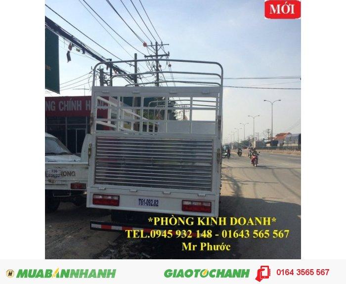Xe JAC 1.9 tấn. xe tải JAC 1T99 máy ISUZU, xe tải JAC 1.99t 2