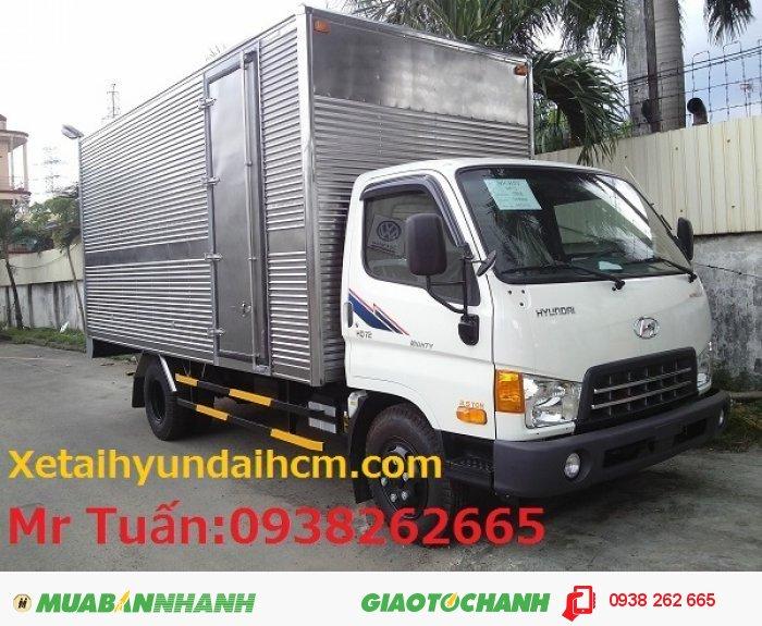 Xe tải hyundai hd72 3.5 tấn