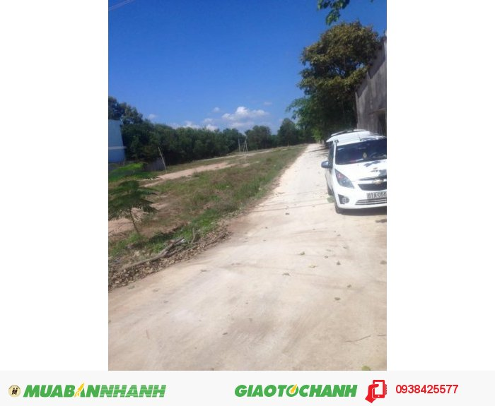 Đất Nền khu dân cư Gò Dầu- Vedan, Cạnh Sân Bay Long Thành Giá 240Tr/nền