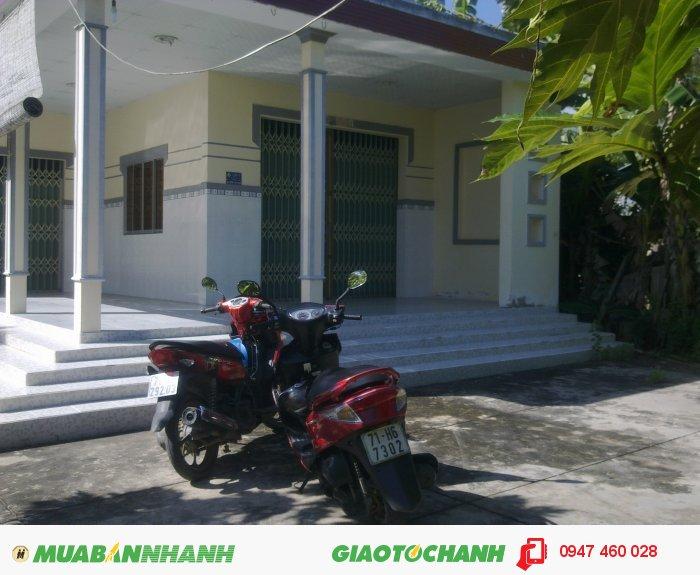 Bán nhà, đất xã Sơn Đông - TP.Bến Tre