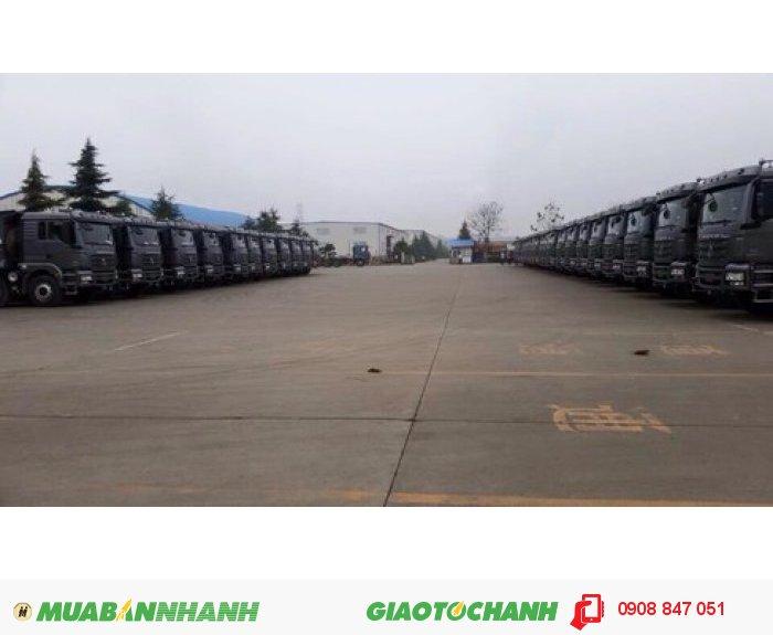 Tháng 12 với 900 xe Ben Shacman nhập mới 0