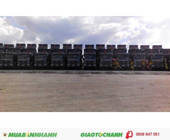Tháng 12 với 900 xe Ben Shacman nhập mới 1