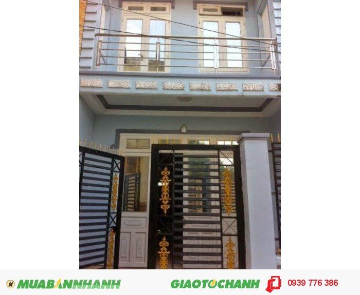 Nhà trục chính KDC 91B Đường Nguyễn Văn Linh, giá bán: 4,1 tỷ.