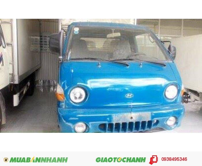 Hyundai Porter sản xuất năm 2007 Số tay (số sàn) Xe tải động cơ Dầu diesel