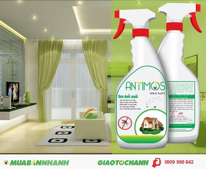 Đặc biệt Antimos hoàn toàn không gây hại cho sức khỏe. Hoạt chất chống muỗi làm từ thảo dược thiên nhiên, được viện Pasteur của Bộ Y Tế kiểm nghiệm và chứng nhận., 3