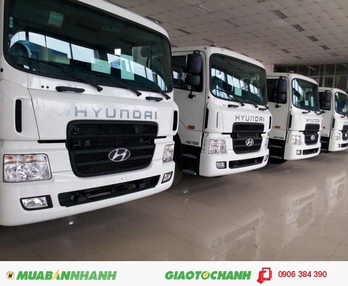 Xe Đầu Kéo Hyundai Hd700, Giá Tốt, Chất Lượng Vượt Trội