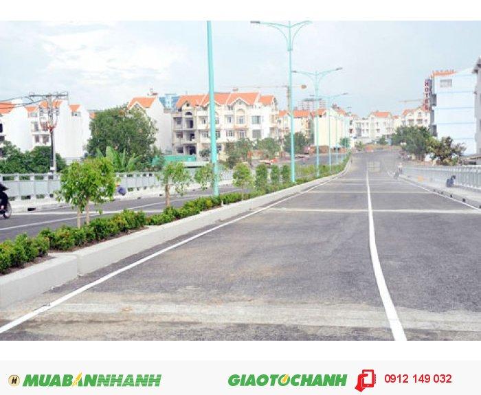 Cho thuê nhà phố mặt tiền Nguyễn Thị Thập KDC Him Lam Kênh Tẻ Q. 7, 1 hầm, 4 lầu