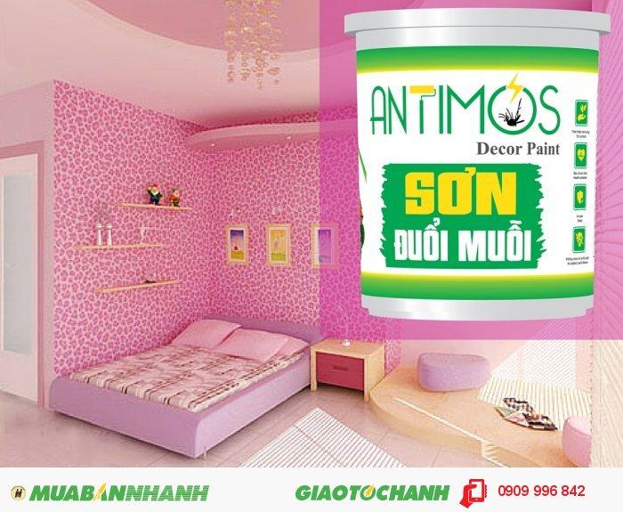 Chiết xuất tinh dầu bạc hà thiên nhiên có trong Antimos - giải pháp chống muỗi và côn trùng mang lại hiệu quả tối ưu., 3