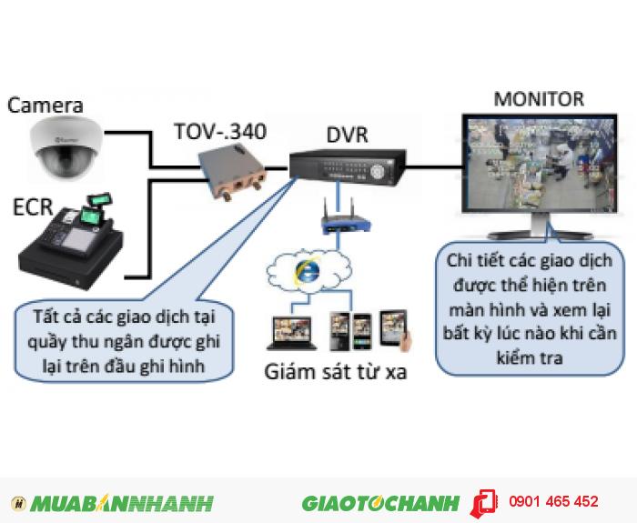 Bán máy tính tiền Casio 2 màn hình hiển thị giá rẻ cho Quán Ăn tại Châu Thành An Giang3