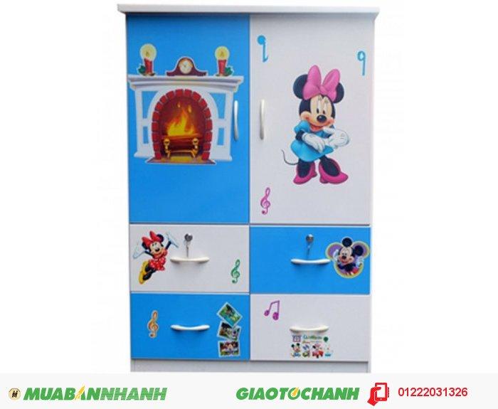 Tủ trẻ em C019