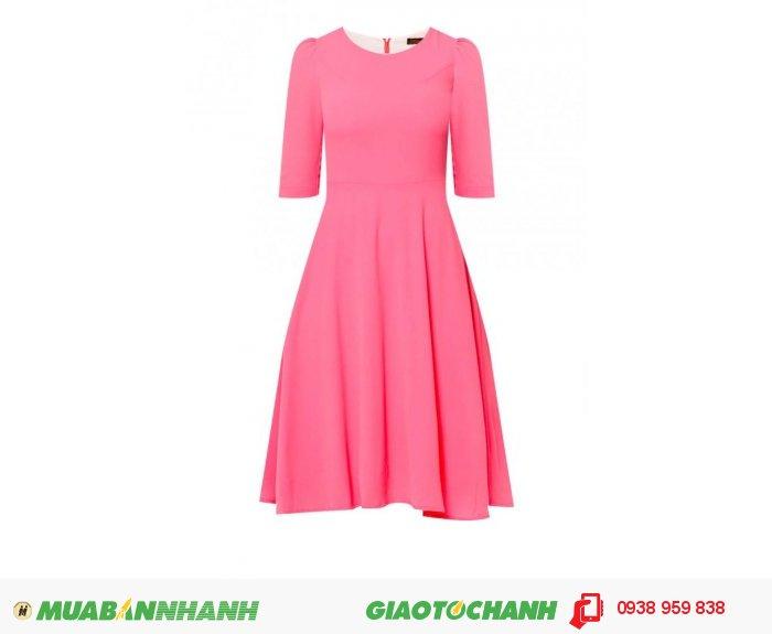 Đầm cổ tròn tay lỡ | Mã: AD228-hồng | Giá 788000 Quy cách: 84-66 (+-2): chiều dài tb: 85cm - 90cm | Chất liệu: lụa cát | Size (S - M - L - XL) | Mô tả: Trở thành cô gái quý phái và cổ điển với đầm xòe màu hồng trẻ trung, đáng yêu. Thiết kế tao nhã và nhẹ nhàng cho những buổi xuống phố cùng người thân yêu, 2