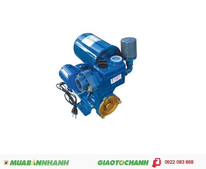 Máy bơm nước PanasonicA 200JAK:Giá: 1.580.000Hãng sản xuất: PanasonicCông suất (W): 200Lưu Lượng ( lít / phút): 45Cột áp ( m ); 27Độ sâu hút ( m): 9Đường kính ống hút/xả ( mm): 25/25Áp lực đóng ngắt (kg/cm2): 1.1 - 1.8Nguồn điện: 220V - 50 HzXuất xứ: IndonesiaHút trực tiếp từ đường ống cấp nước, bể chứa để tăng áp lực cho các thiết bị sử trong gia đình như máy giặt, sen, vòi, bình nóng lạnh,, 4