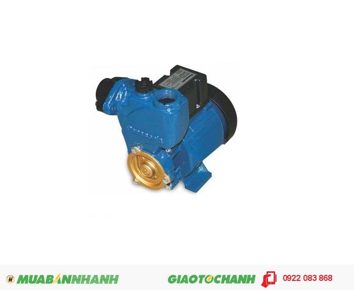 Máy bơm nước Panasonic GP 350JA:Giá: 2.780.000Hãng sản xuất; PanasonicCông suất (W): 350Lưu Lượng ( lít / phút): 45Độ cao đẩy ( m ): 45Độ sâu hút ( m): 9Đường kính ống hút( mm): 25Đường kính ống đẩy( mm ): 25nguồn điện: 220V - 50HzXuất xứ: IndonesiaĐộng cơ khỏe chất lượng cao., 1