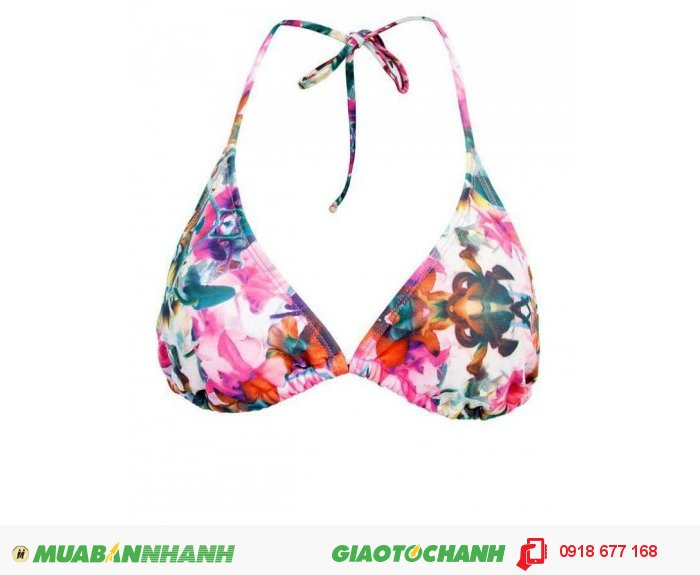 Áo bikini dây họa tiết Summer ZID30983