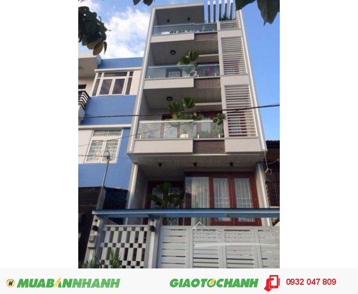 Nhà Mới Xây Mt Gần Võ Văn Kiệt,1 Trệt 3 Lầu Đúc, Shr