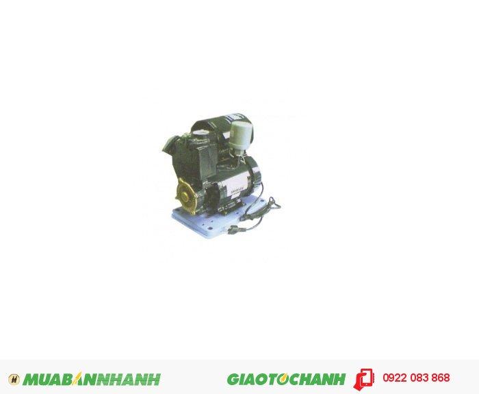 Máy bơm Shimizu PS 130BIT:Giá: 1.430.000Hãng sản xuất: ShimizuCông suất (W): 125Lưu Lượng ( lít / phút): 35Cột áp ( m ): 25Độ sâu hút ( m): 9Đường kính ống hút/xả ( mm): 25/25Áp lực đóng ngắt (kg/cm2): 1.1 - 1.8Nguồn điện: 220V - 50 HzXuất xứ: IndonesiaSản phẩm máy bơm tăng áp tự động, dùng để tăng áp lực cho các thiết bị nước sử dụng trong hộ gia đình., 1