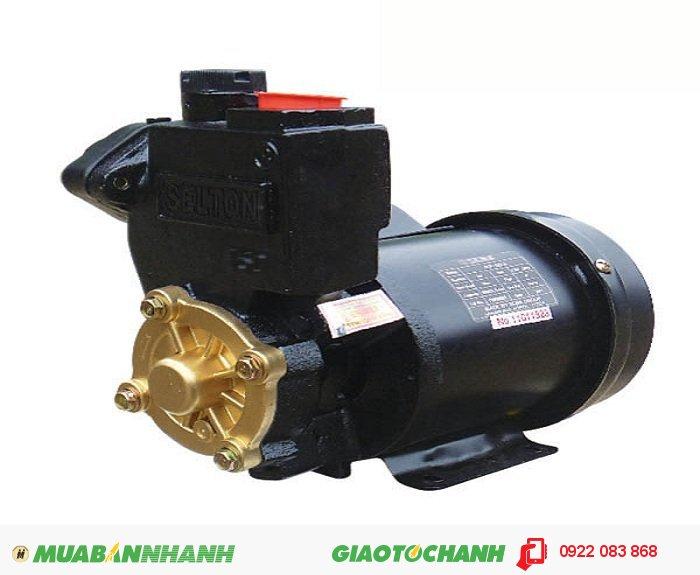 Máy bơm nước công nghiệp SEP - 150 BEGiá: 1.080.000Nguồn điện: 220V - 50HzCông suất: 150WHút sâu: Max 9mTổng cột áp: Max 30mLưu lượng: Max 33l/minỐng hút/xả: 25mm (1'), 3