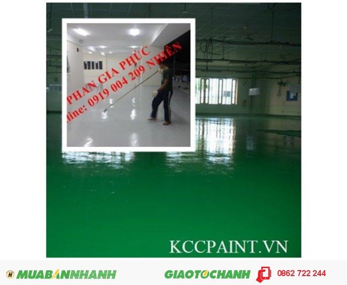 Sơn EPOXY KCC cho bê tông, sắt thép giá rẻ nhất2