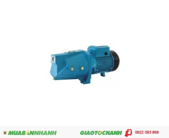 Máy bơm nước áp lực Sena JET 101 Máy bơm có động cơ khỏe được thiết kế cấu tạo cho hiệu xuất cao cả về lưu lượng và cột áp, tiếng ồn nhỏ:Giá: 1.770.000Hãng sản xuất: SenaCông suất (W): 750Lưu lượng (lít/phút): 54Độ cao đẩy (m): 55Độ sâu hút (m): 9Đường kính ống hút( mm): 25Đường kính ống đẩy( mm ): 25Nguồn điện; 220V - 50HzXuất xứ: Việt Nam, 5