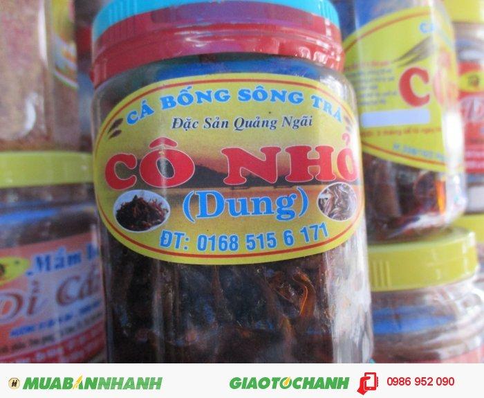 Cá bống Sông Trà (Quảng Ngãi)0
