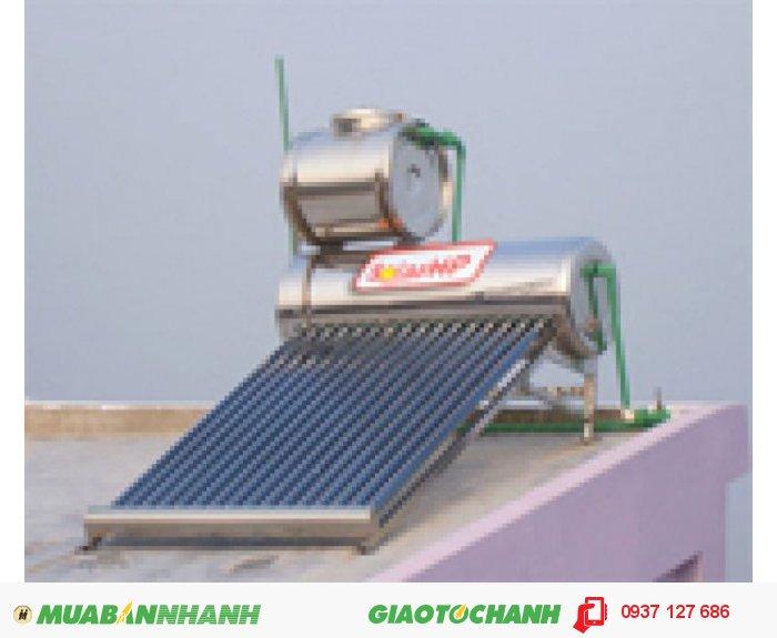 Tư vấn, thiết kế lắp đặt máy nước nóng năng lượng mặt trời Solar Hp