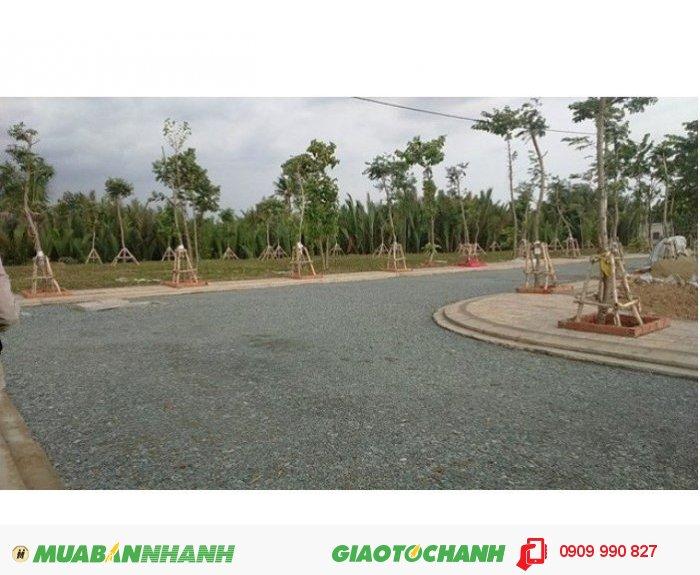 Đât thổ cư Tp HCM, MĐ cây xanh lên đến 70% ngay TT đô thị NSG