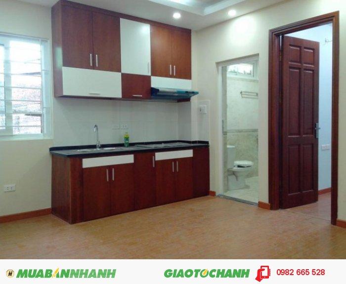 Chủ đầu tư bán chung cư mini Hồ Tùng Mậu  giá từ 510 triệu/căn full nội thất