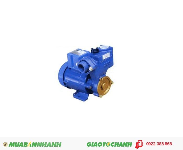 Máy bơm nước đẩy cao Panasonic GP-129JXK hiết kế nhỏ gọn, thuận tiện trong việc di chuyển: Giá: 980.000Công suất : 125WLưu lượng nước tối đa: 30 lít / phútĐẩy cao tối đa: 30 métĐiện áp: 1 pha 220VSử dụng ống : 1 inch Xuất xứ: Indonesia, 1