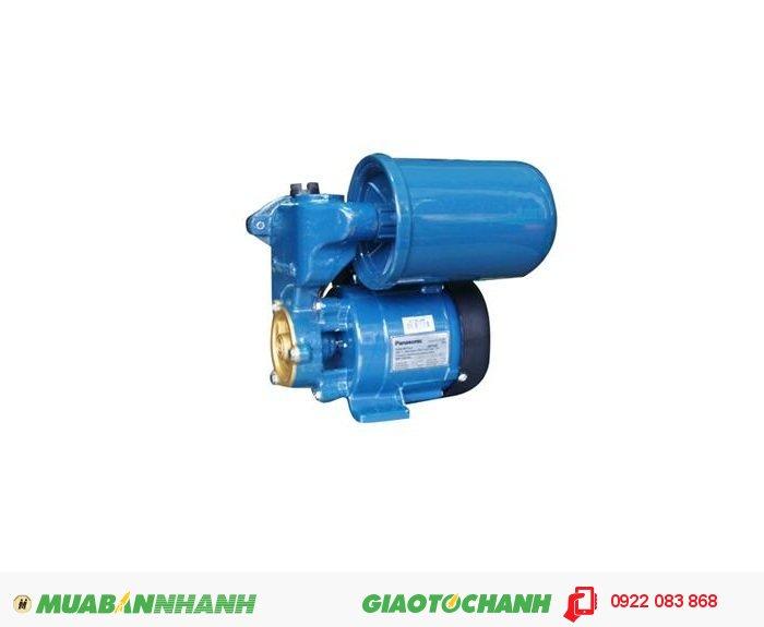 Máy bơm nước đẩy cao Panasonic GP-350JA vừa tiết kiệm điện vừa tiện lợi, lọc và bơm nước sạch đảm bảo sức khỏe cho người tiêu dùng: Giá: 2.780.000Công suất : 350WLưu lượng nước tối đa : 45 lít/phútĐẩy cao tối đa : 45mĐiện áp: 1 pha -220VSử dụng ống : 1 inch Xuất sứ : indonesia, 2