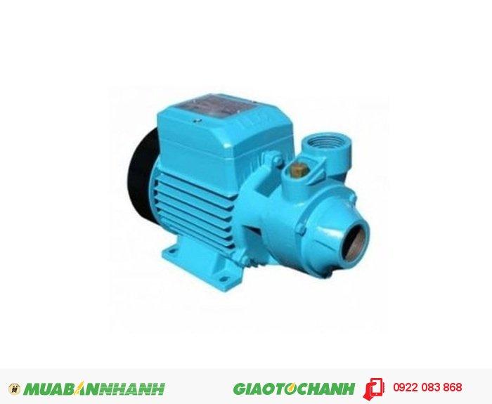Máy bơm nước đẩy cao Lepono XKm60-1Giá: 690.000Xuất xứ : Tiêu chuẩn công nghệ Ý sản xuất tại Trung Quốc.Cỡ nòng : 34 34Nguồn điện : 220 VCông suất : 0.5 HP / 0.37 KW.Cột áp : 40 H(m).Lưu lượng : 40 Lít / Phút, 4