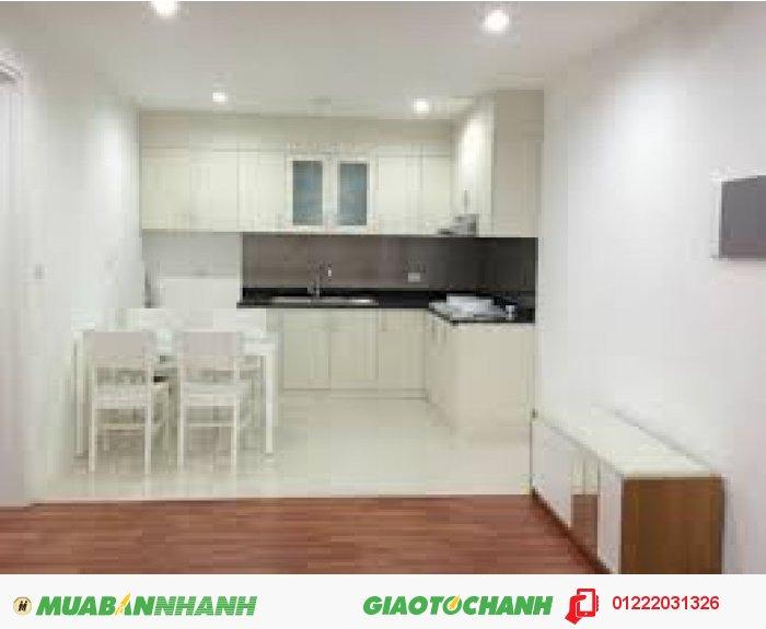 Cần bán căn hộ chung cư 137 Nguyễn Ngọc Vũ.  Giá 30.5tr/m2 dt 76m2