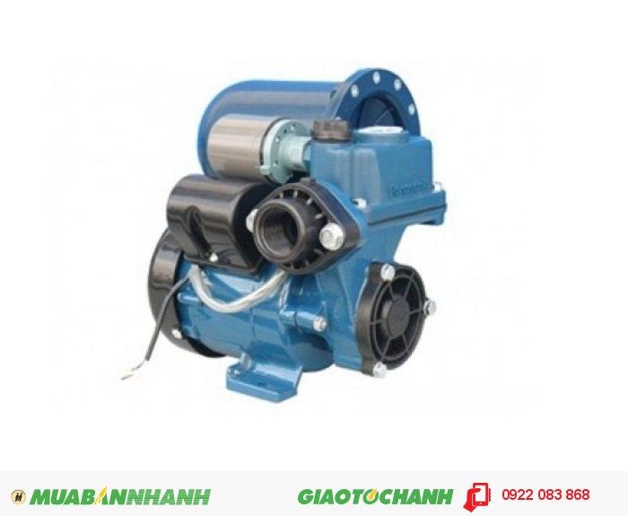 Máy bơm nước giá rẻ Panasonic 125W GP-129JXKGiá: 980.000Công suất: 125WLưu lượng nước tối đa: 35 lít / phútĐẩy cao tối đa: 19 métHút Sâu : 9mĐiện áp: 1 pha, 1