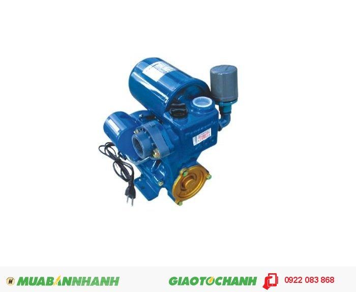 Máy bơm nước giá rẻ Panasonic 200W A-200JAKGiá: 1.580.000Công suất: 200WLưu lượng nước tối đa: 45 lít / phútĐẩy cao tối đa: 19 métHút Sâu : 9mĐiện áp: 1 pha, 2