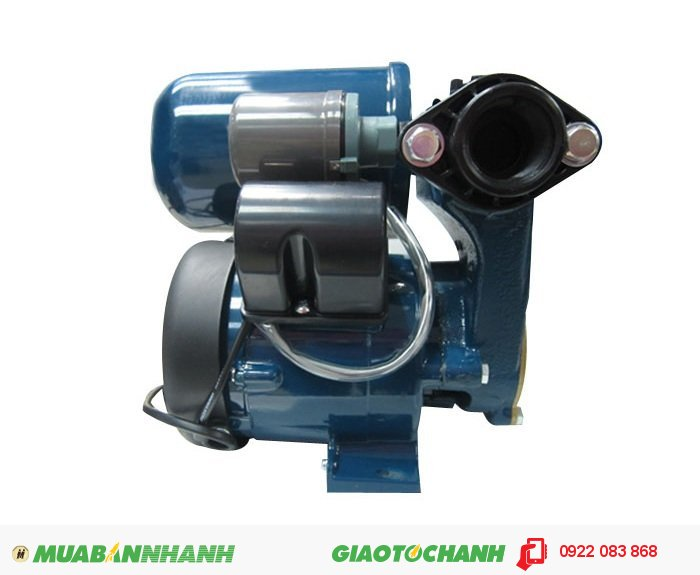 Máy bơm nước giếng Panasonic A 130JAKGiá: 1.400.000Hãng sản xuất: PanasonicCông suất (W): 125Lưu Lượng ( lít / phút); 30Độ cao đẩy ( m ); 27Độ sâu hút ( m): 9Đường kính ống hút/xả ( mm): 25Áp lực đóng mở (kg/cm2): 1.1 - 1.8Nguồn điện: 220V - 50HzXuất xứ: Indonesia, 4