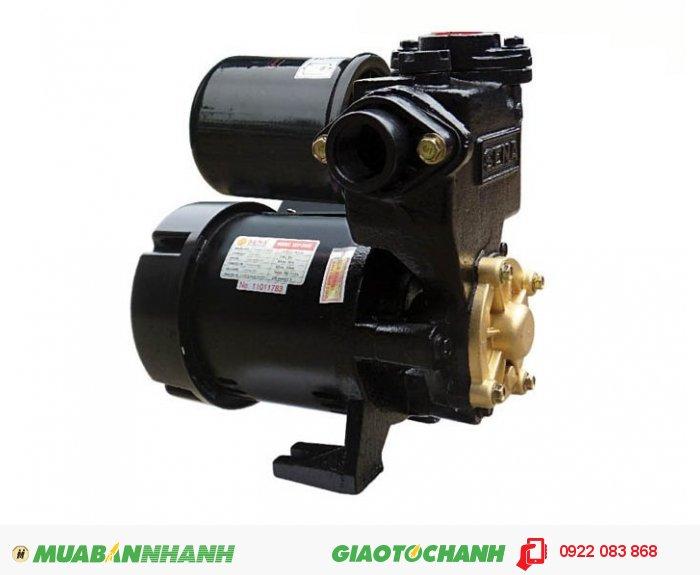 Máy bơm nước hút chân không SENA Sep-240Giá: 1.750.000Hãng sản xuất; SenaCông suất (W); 240Lưu Lượng ( lít / phút): 33Độ cao đẩy ( m ): 18Độ sâu hút ( m): 9Đường kính ống hút( mm): 25Đường kính ống đẩy( mm ): 25Loại nhiên liệu: ĐiệnXuất xứ: Việt Nam, 3