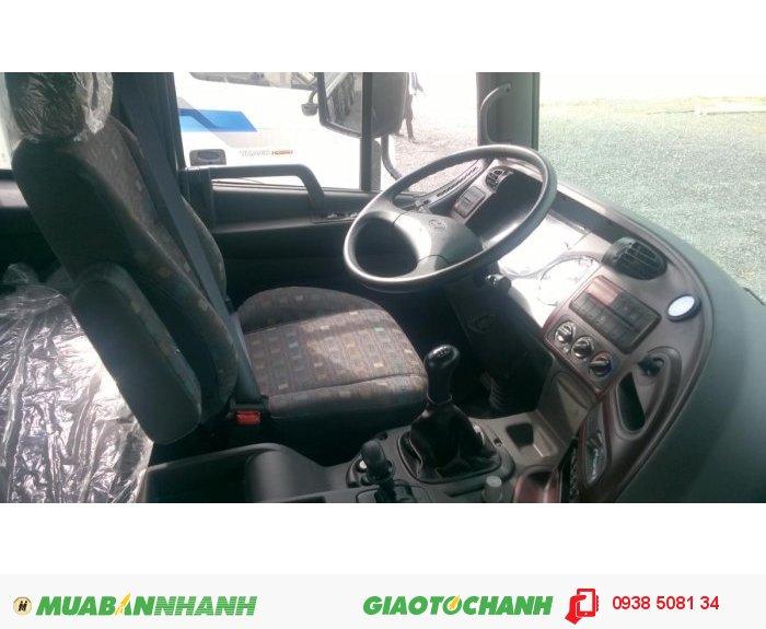 Xe tải HD320 (380PS) 4 chân, tải trọng 18 tấn nhập khẩu 100% từ Hàn Quốc 4