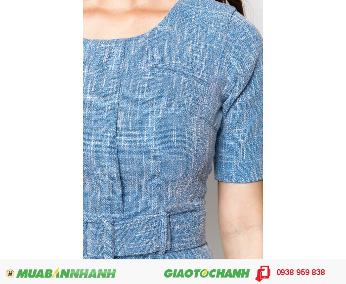 Đầm tay lỡ 2 túi trước | Mã: AD235-xanh | Giá: 788000 Quy cách: 84-66 (+-2) chiều dài tb: 85cm - 90cm | chất liệu: kaki bố | Size (S - M - L - XL) | Mô tả: Đặc biệt, với chất liệu kaki dày dặn giữ form dáng, tạo nét thanh lịch và sang trọng cho bạn., 3