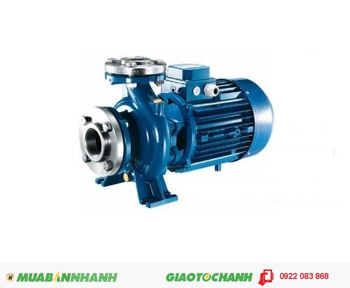 Máy bơm nước 20m3/h Pentax CM 40200B Dùng cho các ứng dụng công nghiệp và nông nghiệp, hệ thống phòng cháy chữa cháy.Giá: 7.600.000Áp suất Max : 10 barNhiệt độ chất lỏng bơm : 10 ÷ +90 °CHiệu suất phạm của máy bơm nước Pentax CM 40200BLưu lượng Max: 700 l/pCột áp Max: 44,9 m, 5
