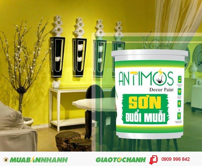 Antimos là sản phẩm lần đầu tiên xuất hiện tại Việt Nam với một công thức hoàn chỉnh được bao bọc trong các viên nang siêu nhỏ Microencaosuate, các hợp chất trong đó sẽ được giải phóng từ từ trong suốt quá trình sử dụng., 2