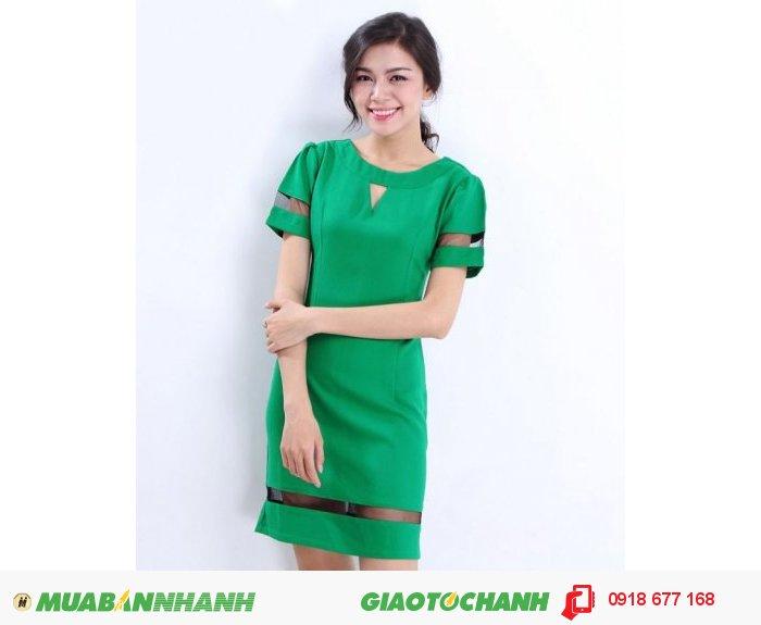 Đầm suông công sở Nana ZID149600