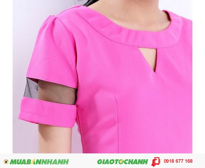Đầm suông công sở Nana ZID149601