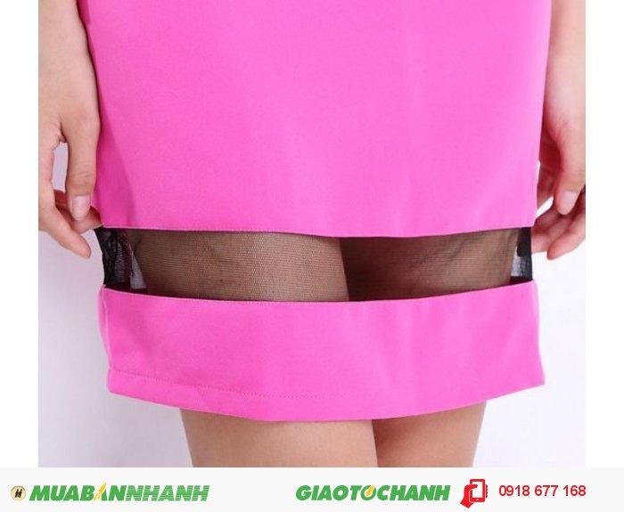 Đầm suông công sở Nana ZID149602