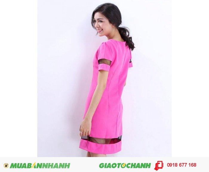 Đầm suông công sở Nana ZID149603