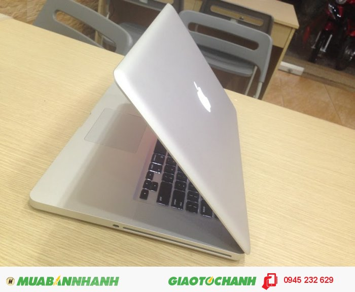 Macbook pro 15 Core i7 MD322 | Màn hình: 15 inch LED-backlit ; độ phân giải cao 1440 x 900  sáng đẹp chuẩn không cần chỉnh1