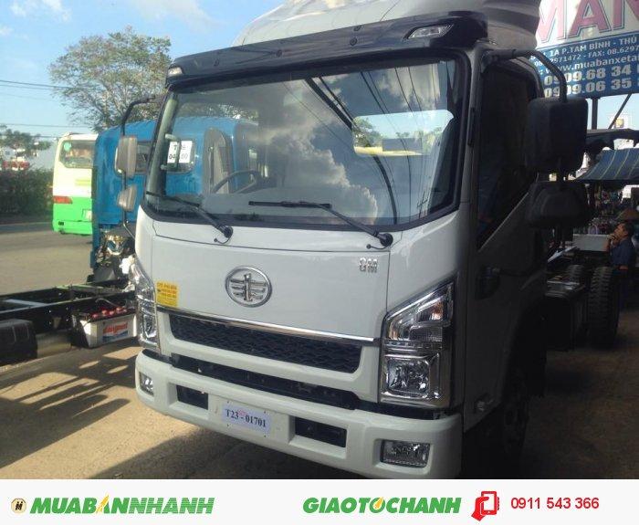 Faw 6T sản xuất năm 2015 Số tay (số sàn) Xe tải động cơ Dầu diesel